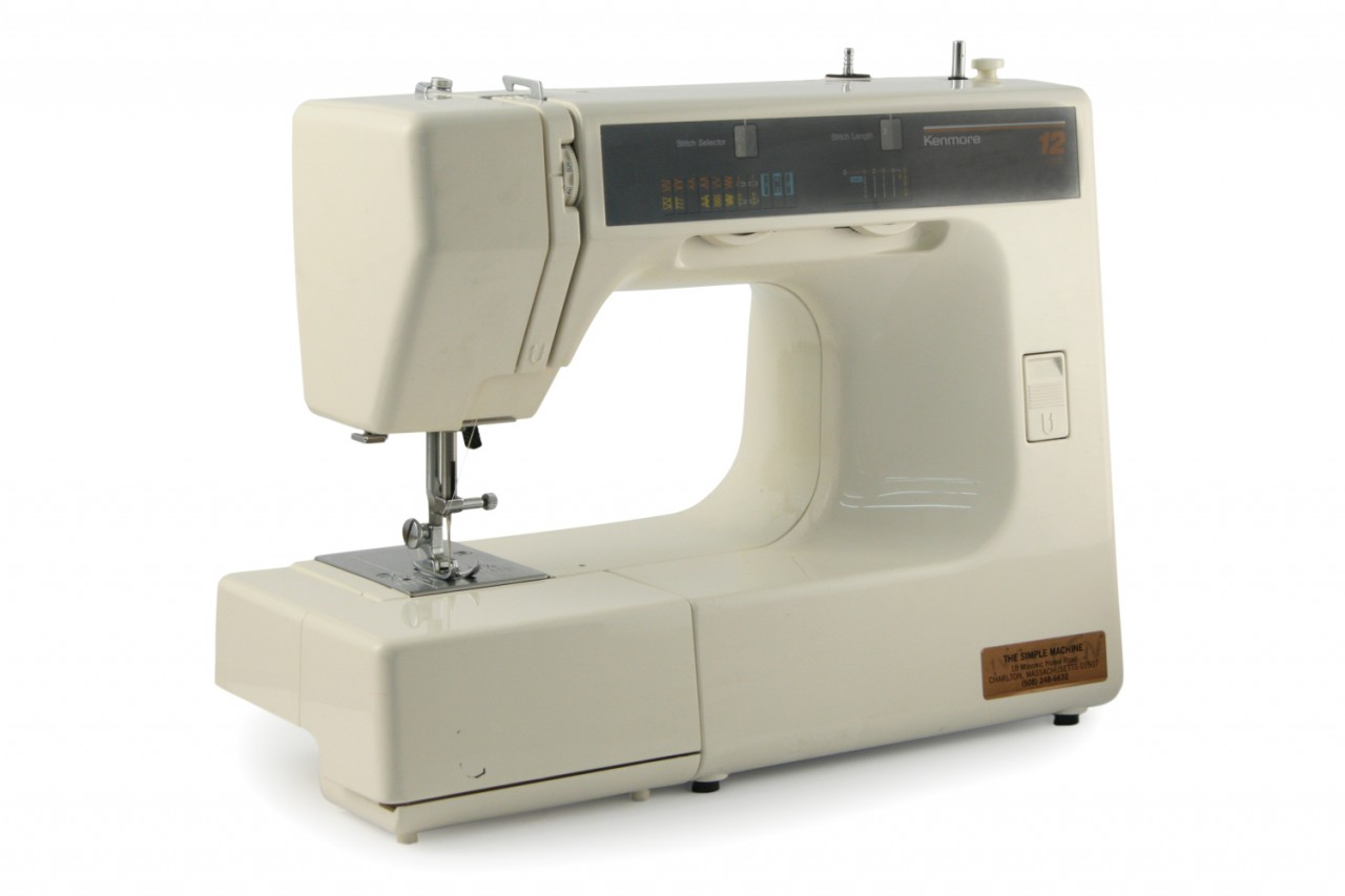 repair kenmore sewing machine